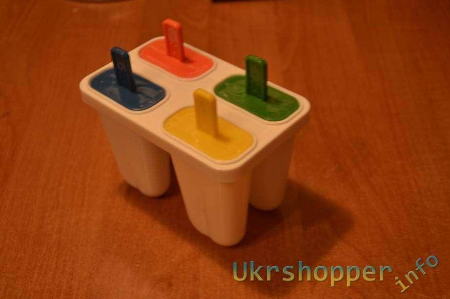 EachBuyer: Формочки для мороженого или как приготовить дома вкусное мороженое