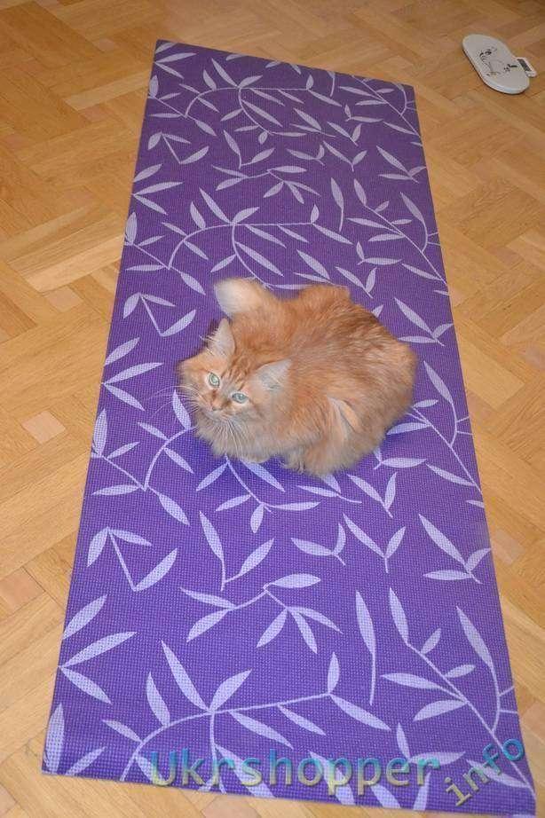 TinyDeal: Хороший коврик для занятий спортом