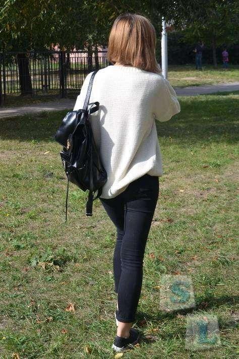 Sammydress: Свитер в стиле oversize