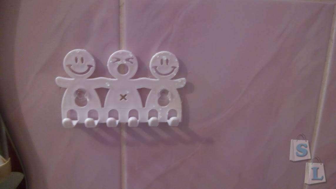Aliexpress: Обзор держателя зубных щеток