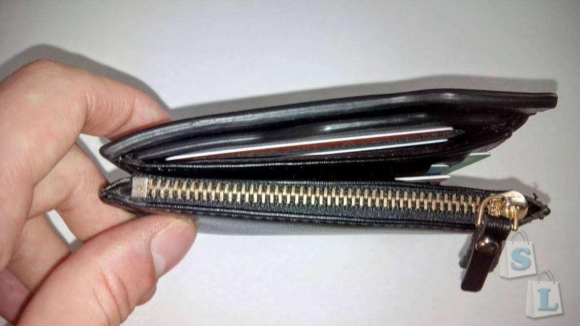 Aliexpress: Довольно хороший кошелек за небольшие деньги