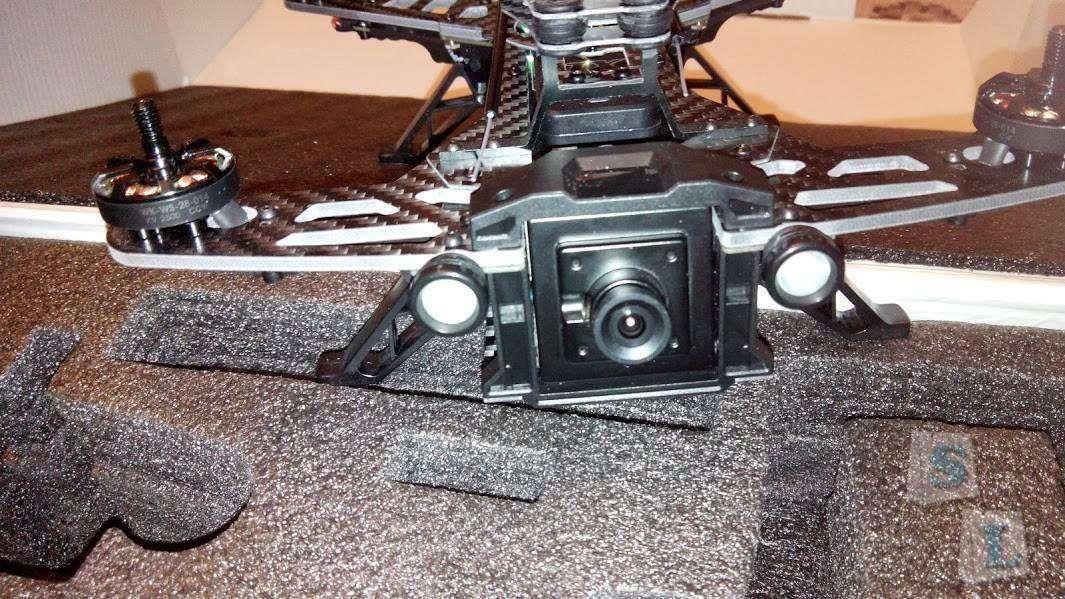 GearBest: Walkera Runner 250: краткая история покупки и недолгого использования