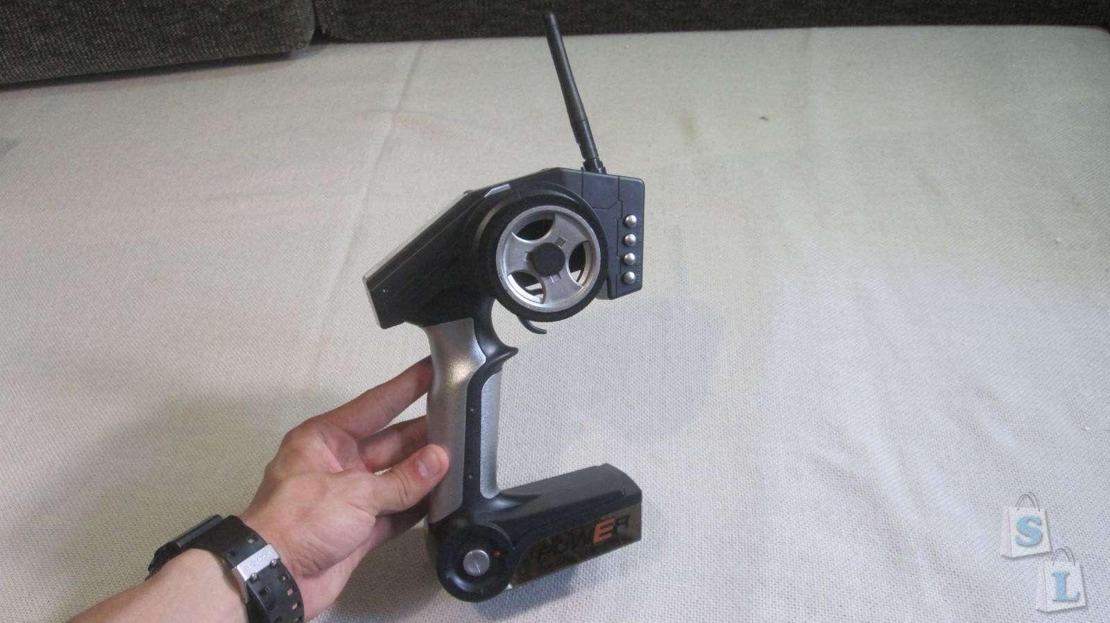 GearBest: Обзор Радиоуправляемого катера WLtoys WL911