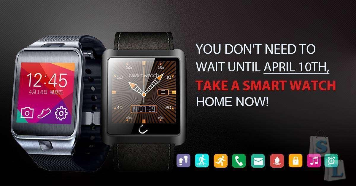 Новинки Марта от Banggood! Умные часы и Xiaomi Yi камера!