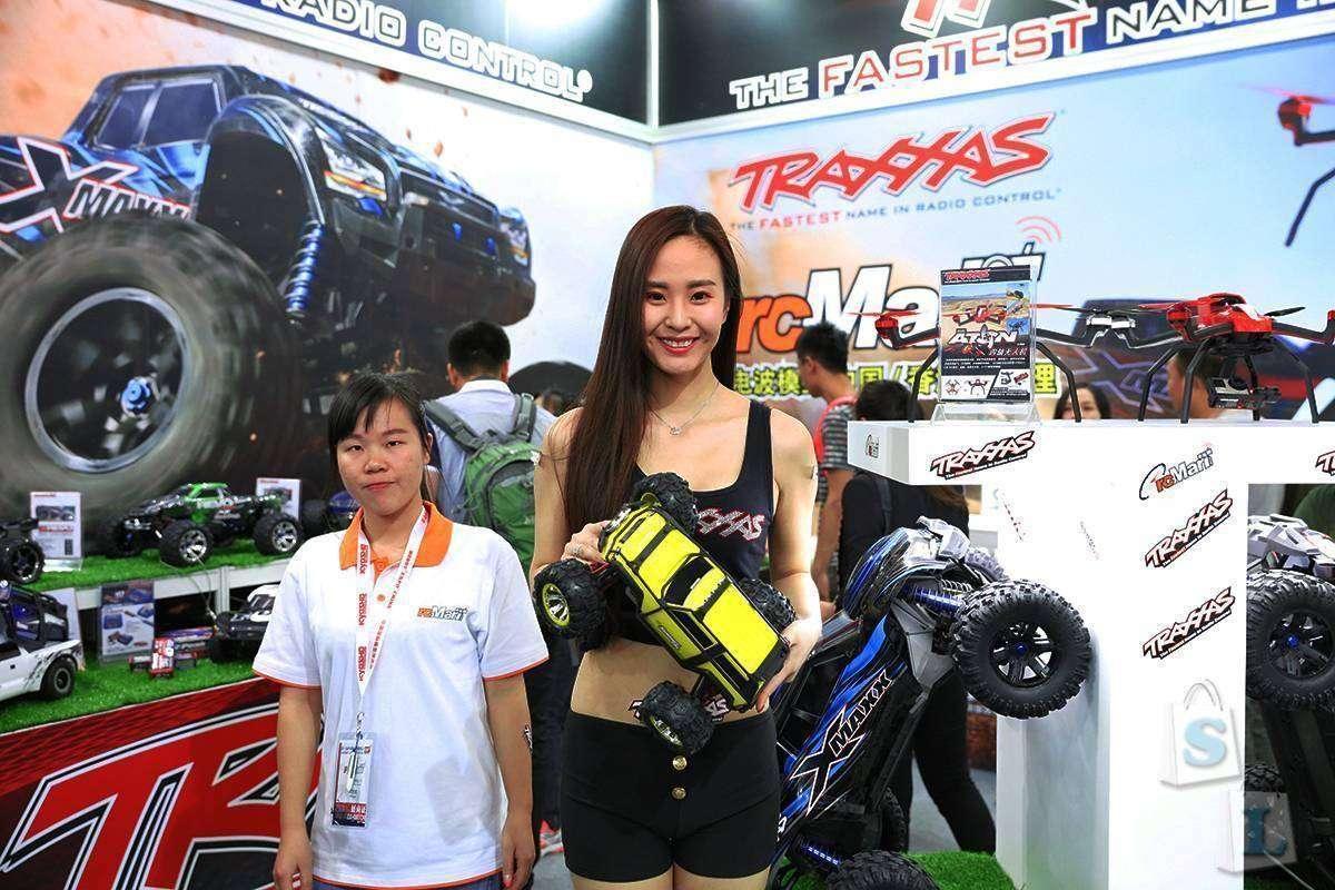 Banggood: Hobby Expo China 2016 в Пекине