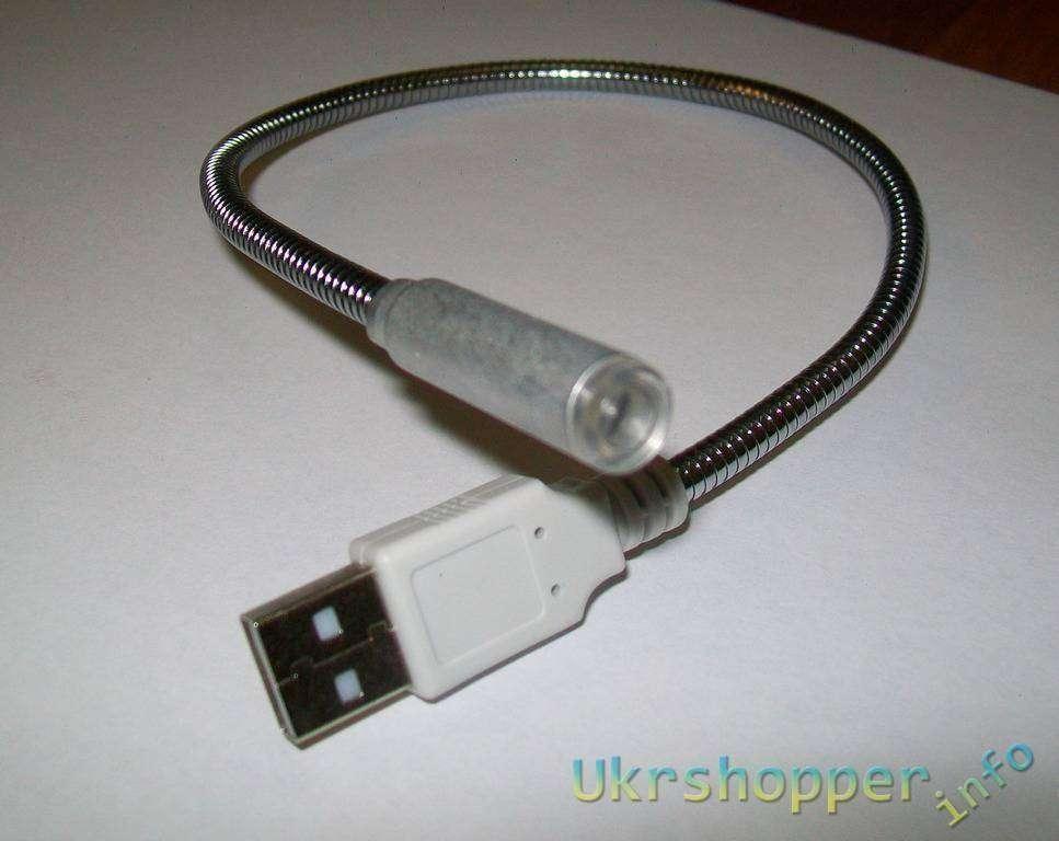 TinyDeal: Светильник для ноутбука