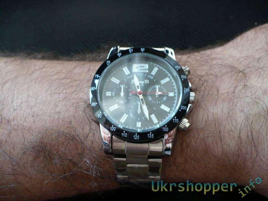 TinyDeal: Неплохие часы