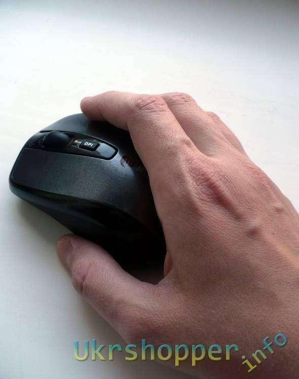 TinyDeal: Беспроводная хорошая мышь