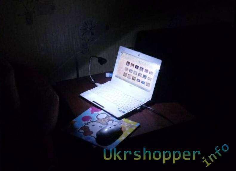 TinyDeal: Подсветка для клавиатуры