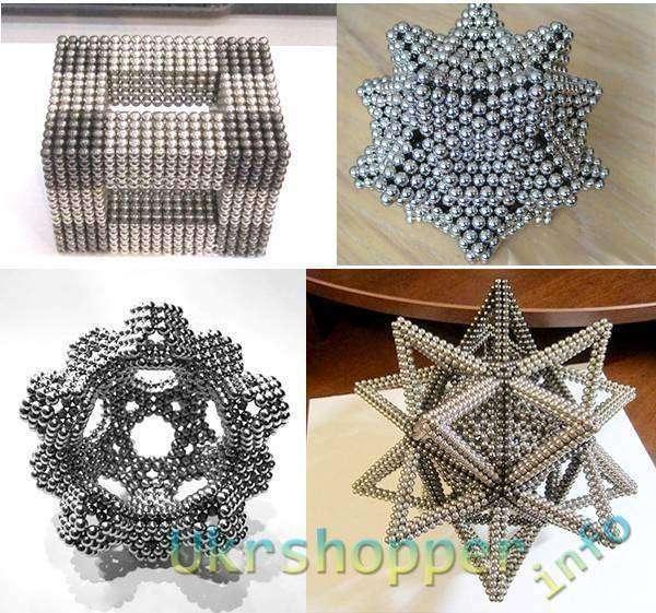 DealExtreme: Магнитные шарики - Неокуб