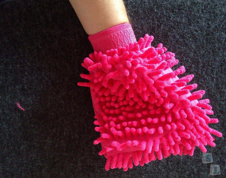 BuyinCoins: Car Wash Glove или тряпка- варежка из микро фибры.