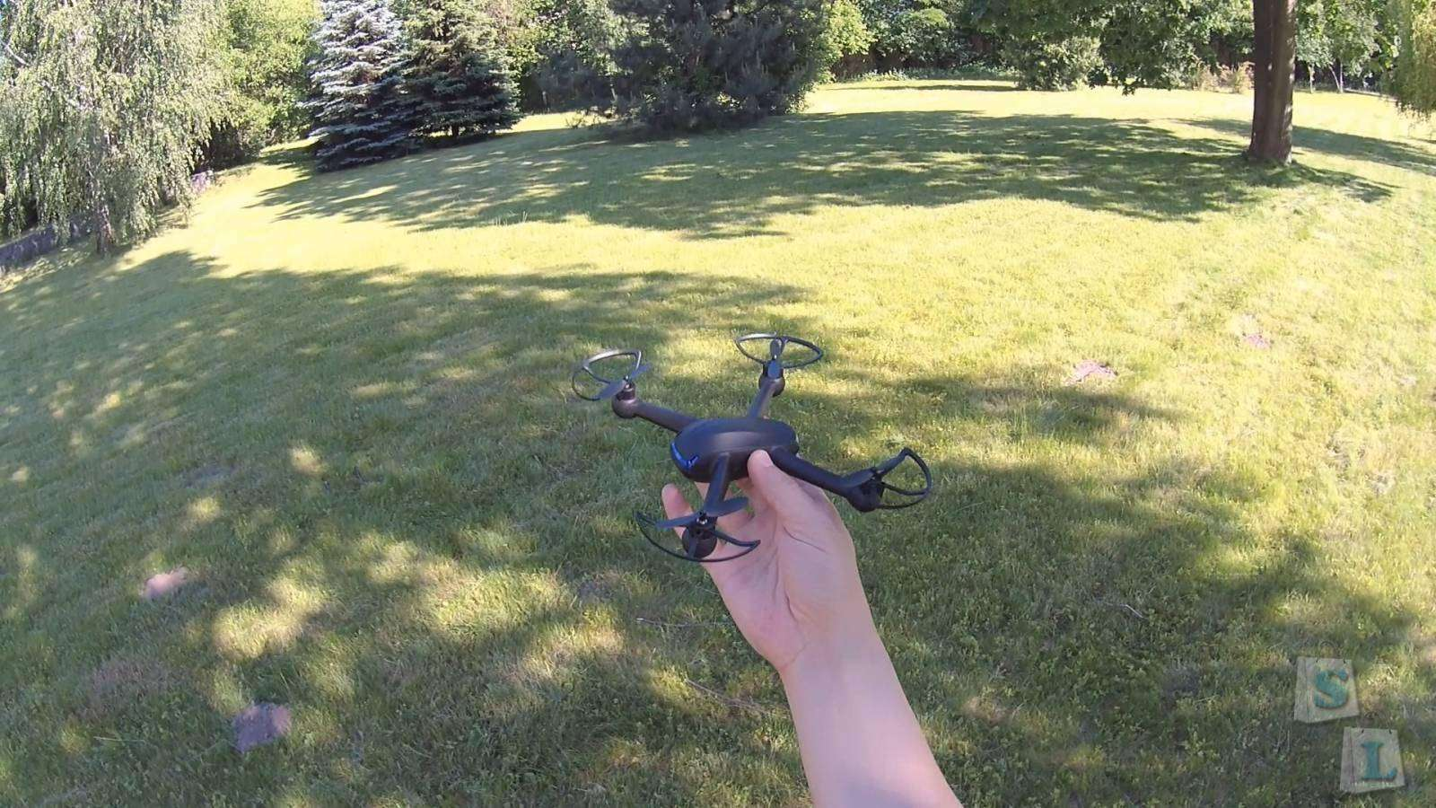 Banggood: DM007 2.4GHz, 4Ch, 6 Axis Gyro, RC Quadcopter with Headless Mode and 2MP Camera (RTF)