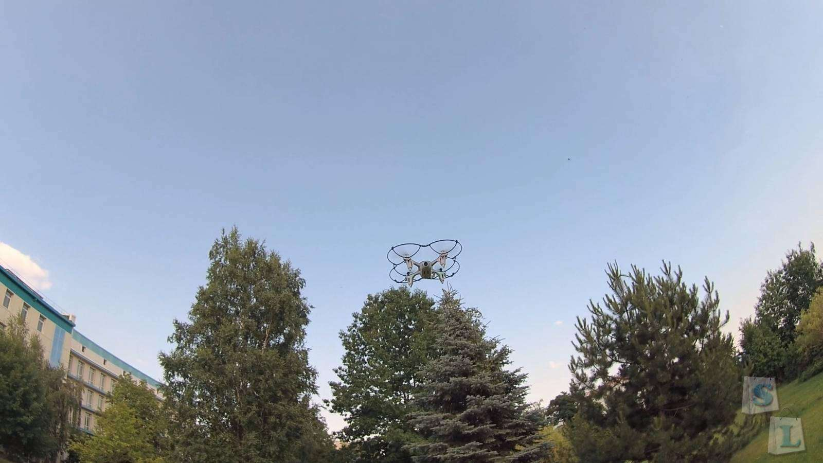 GearBest: MoonTop 9916 (MT 9916) 2.4GHz, 4Ch, 6 Axis Gyro, RC Quadcopter with 0.3MP Camera (RTF)