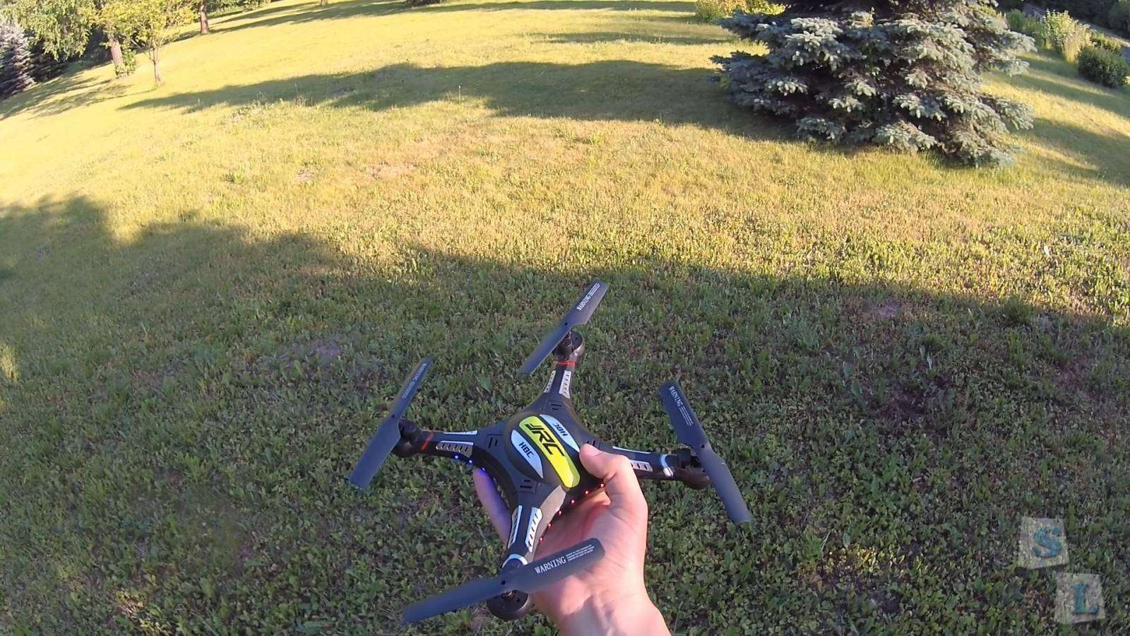Banggood: JJRC H8C 2.4GHz, 4Ch, 6 Axis Gyro, RC Quadcopter with Headless Mode and 2MP Camera (RTF)