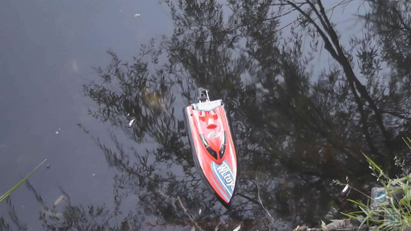 CooliCool: WLtoys WL911 2.4GHz, 2Ch High Speed Racing RC Boat (RTR)