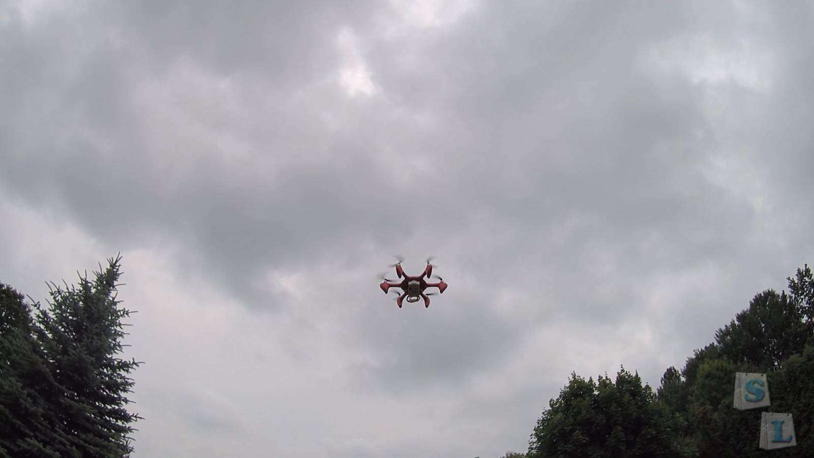 Banggood: Eachine X6 2.4GHz, 4Ch, 6 Axis Gyro, RC Hexacopter with 2MP Camera (RTF)
