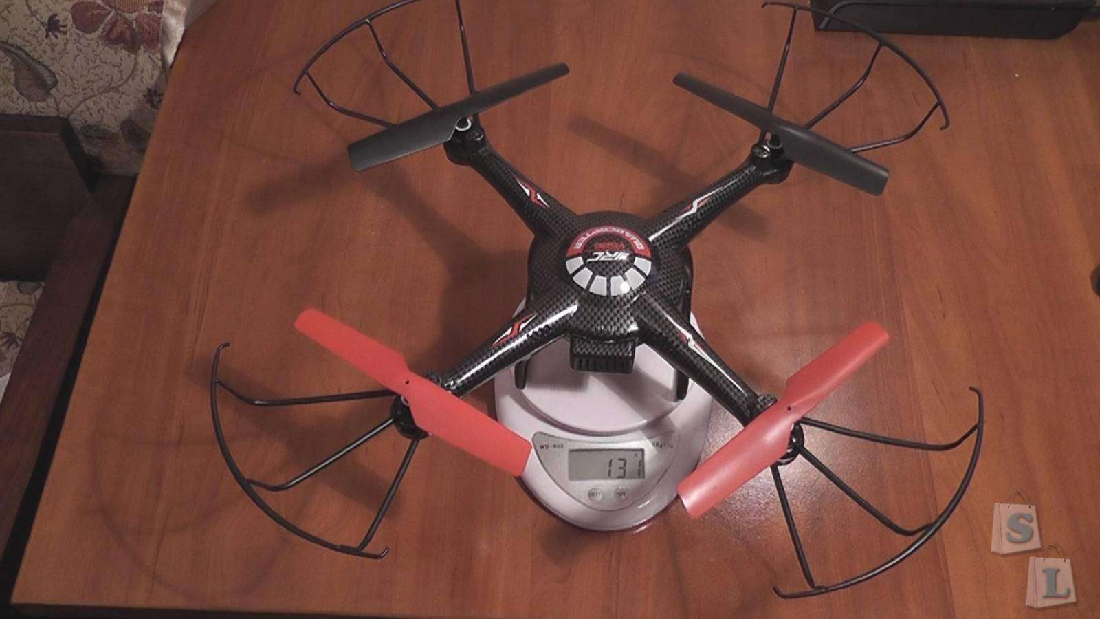 Banggood: JJRC V686J 2.4GHz, 4Ch, 6 Axis Gyro, RC Quadcopter with Headless mode and 2MP Camera (RTF)