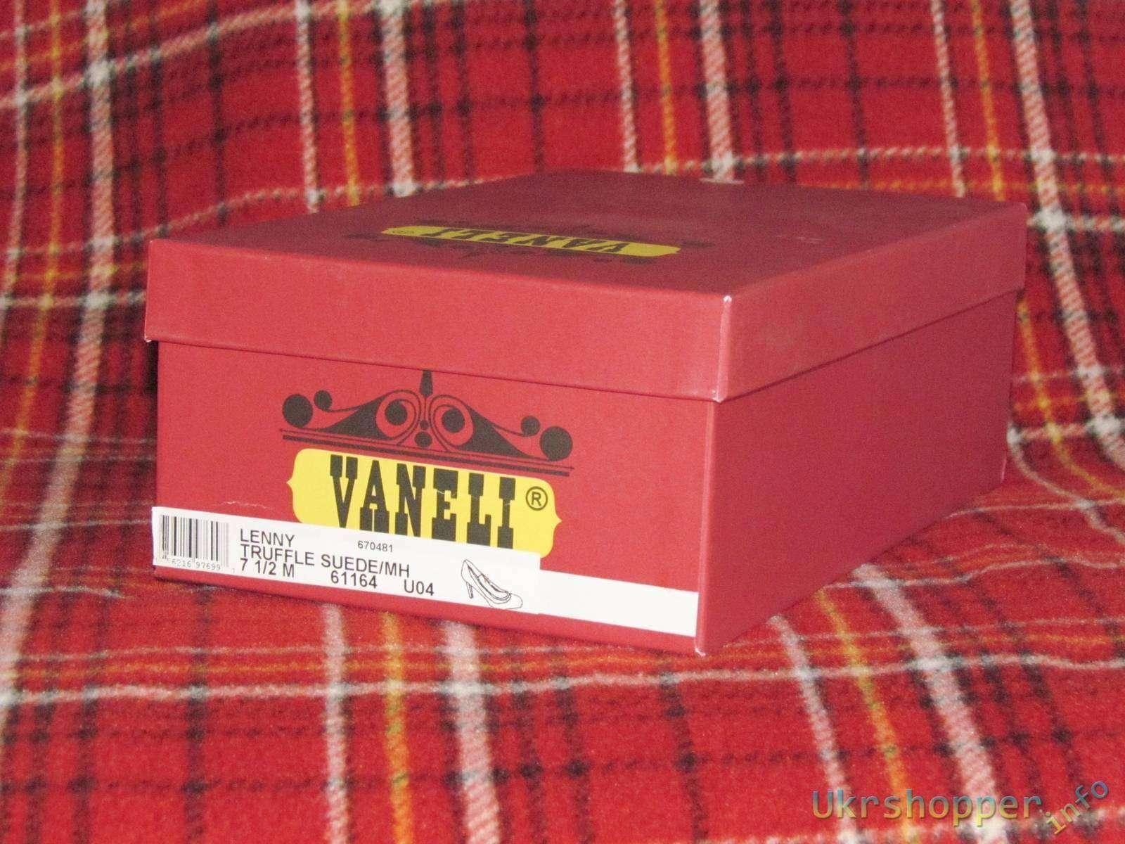 6pm: Женские туфли Vaneli Lenny за отличную цену