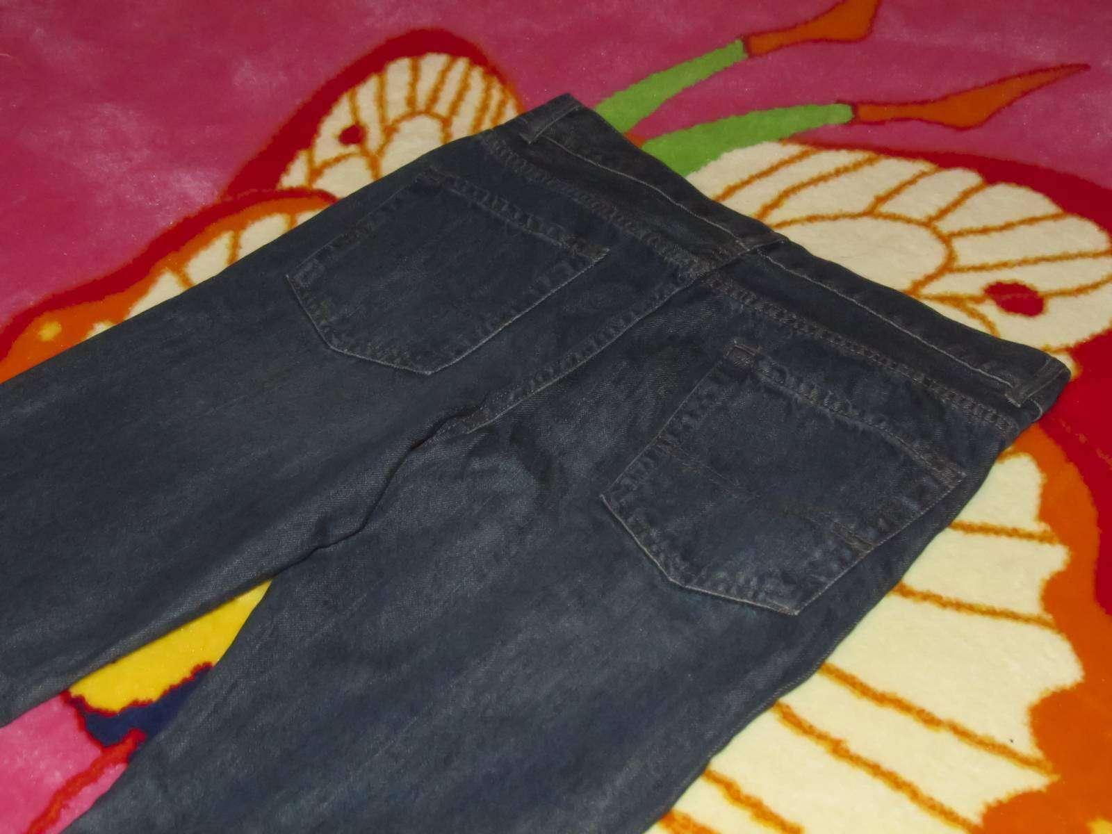 Childrens Place: Классические джинсы на мальчика, Boys Basic Straight Jeans - Dry Indigo Wash - размер 16