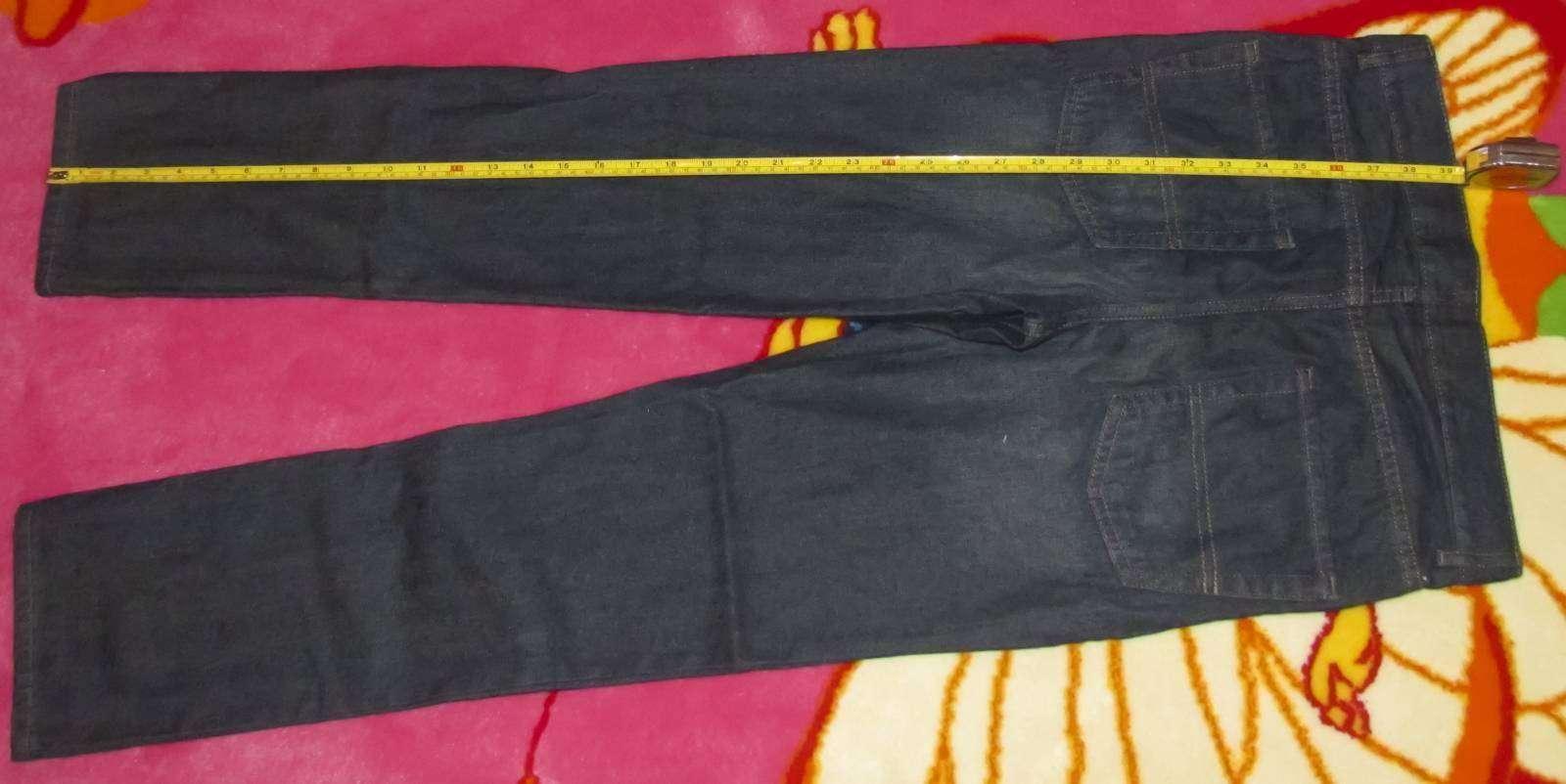 Childrens Place: Классические джинсы на мальчика, Boys Basic Straight Jeans - Dry Indigo Wash - размер 14
