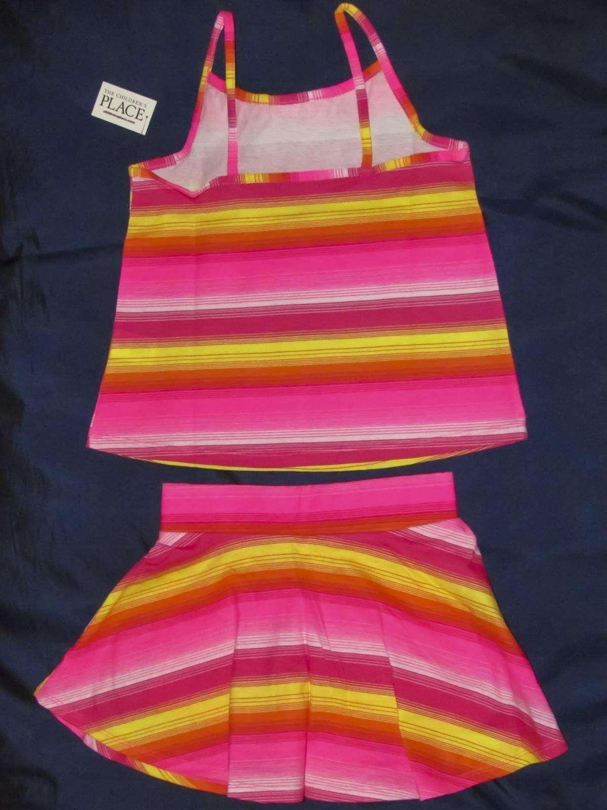 Childrens Place: Радужная юбочка для девочки 5-6 лет