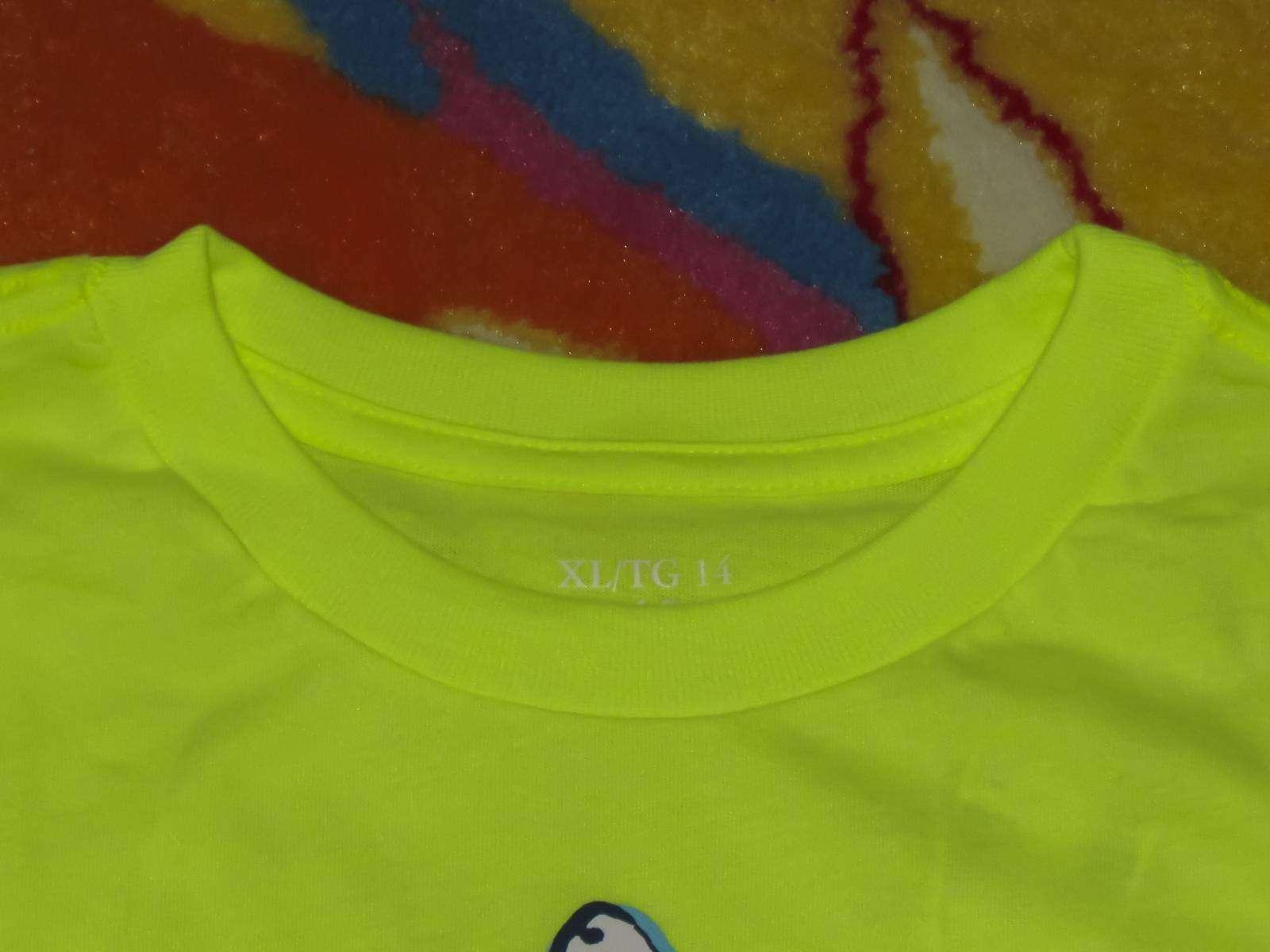Childrens Place: Футболка для мальчика с смешным монстриком, XL (14)