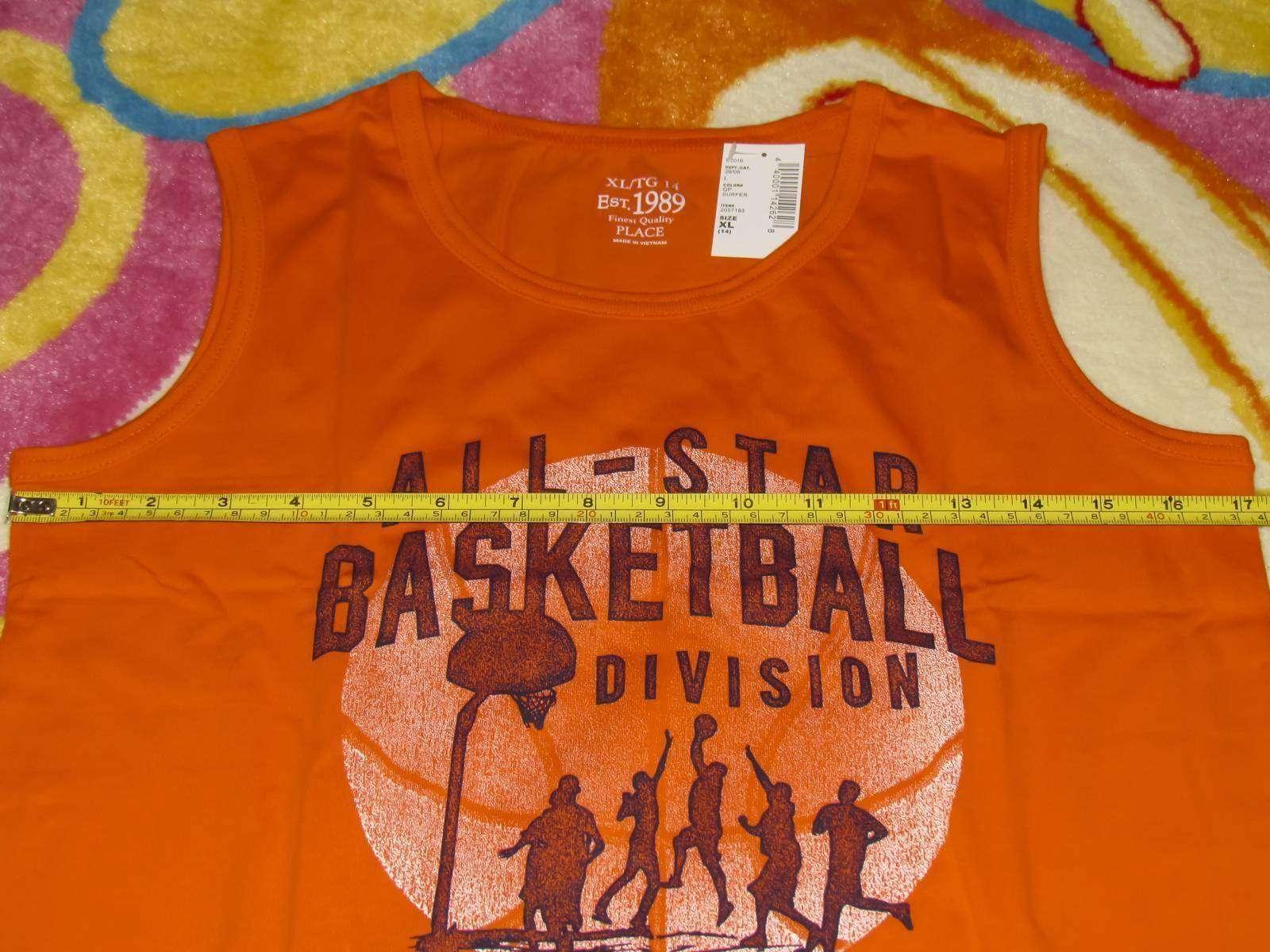 Childrens Place: Баскетбольная майка для мальчика XL (14)