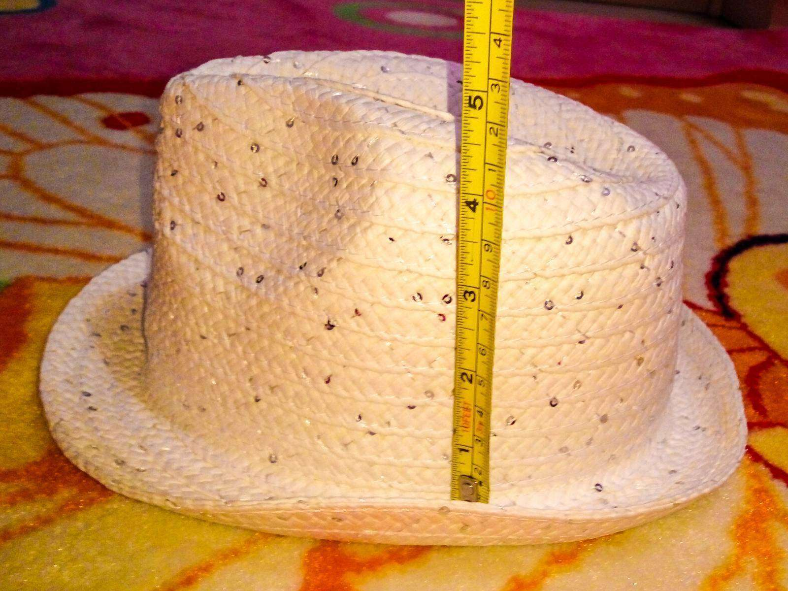 Childrens Place: Летняя шляпка с бантом на тему флага США