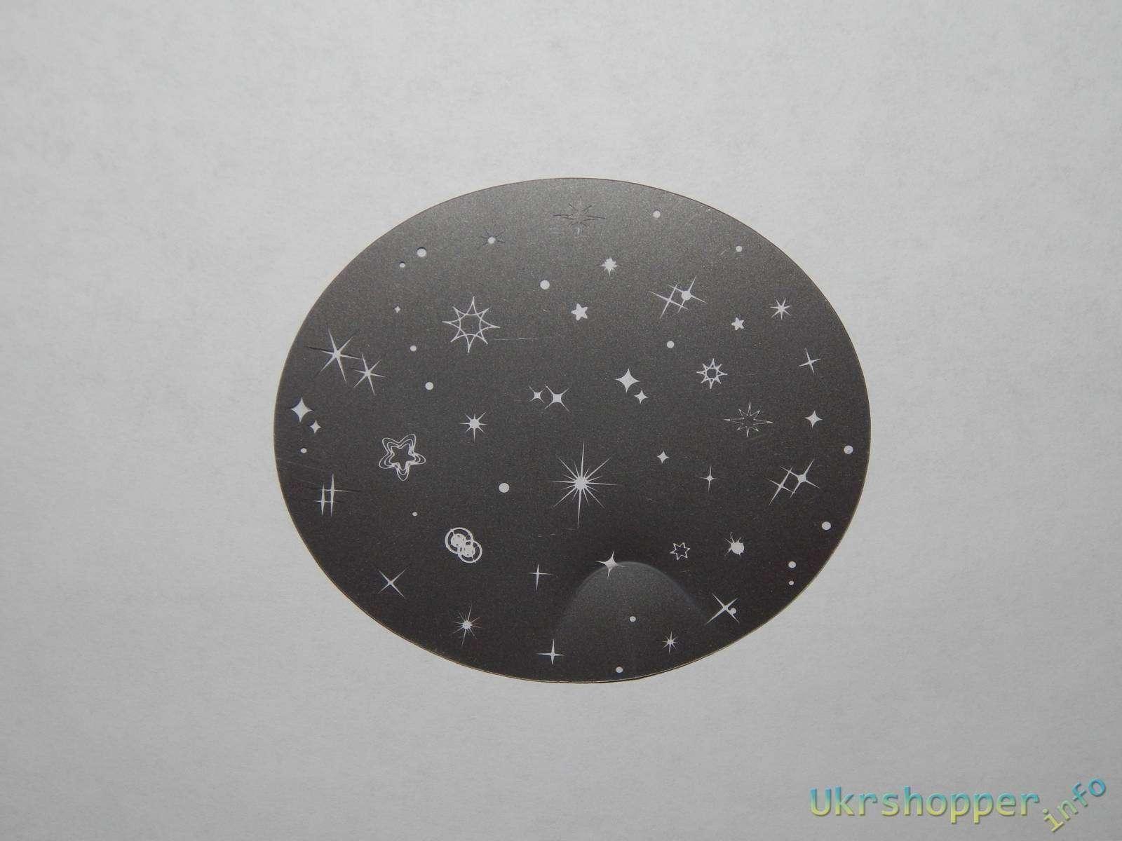 TinyDeal: Часы-будильник с проектором звездного неба