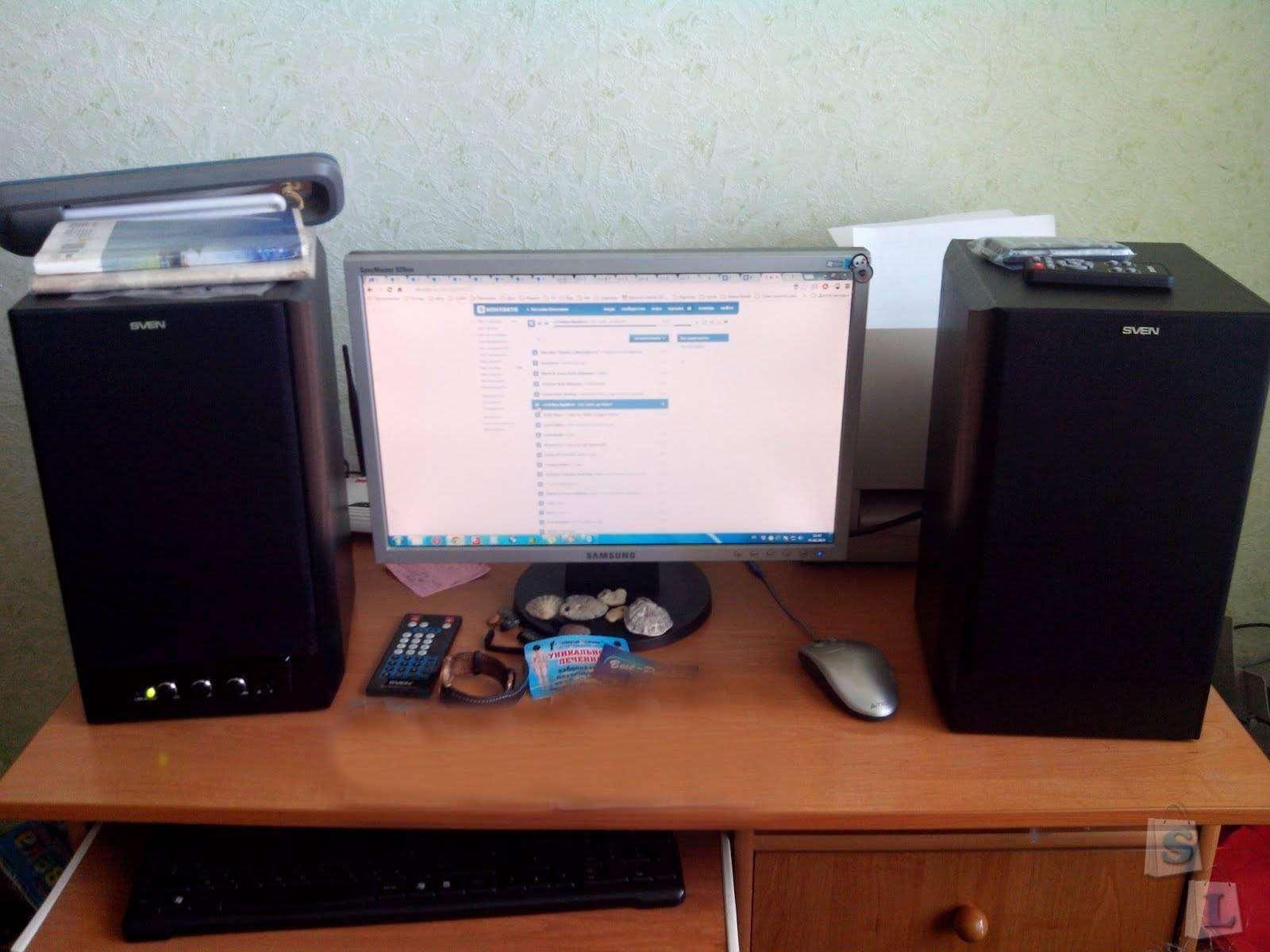 Другие - Украина: Кристальный звук Sven Stream Mega R