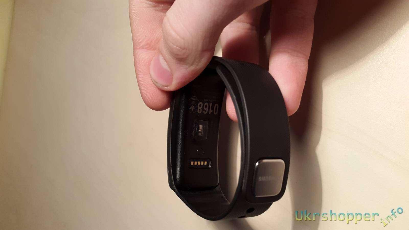 Розетка: Samsung galaxy gear fit Умный браслет
