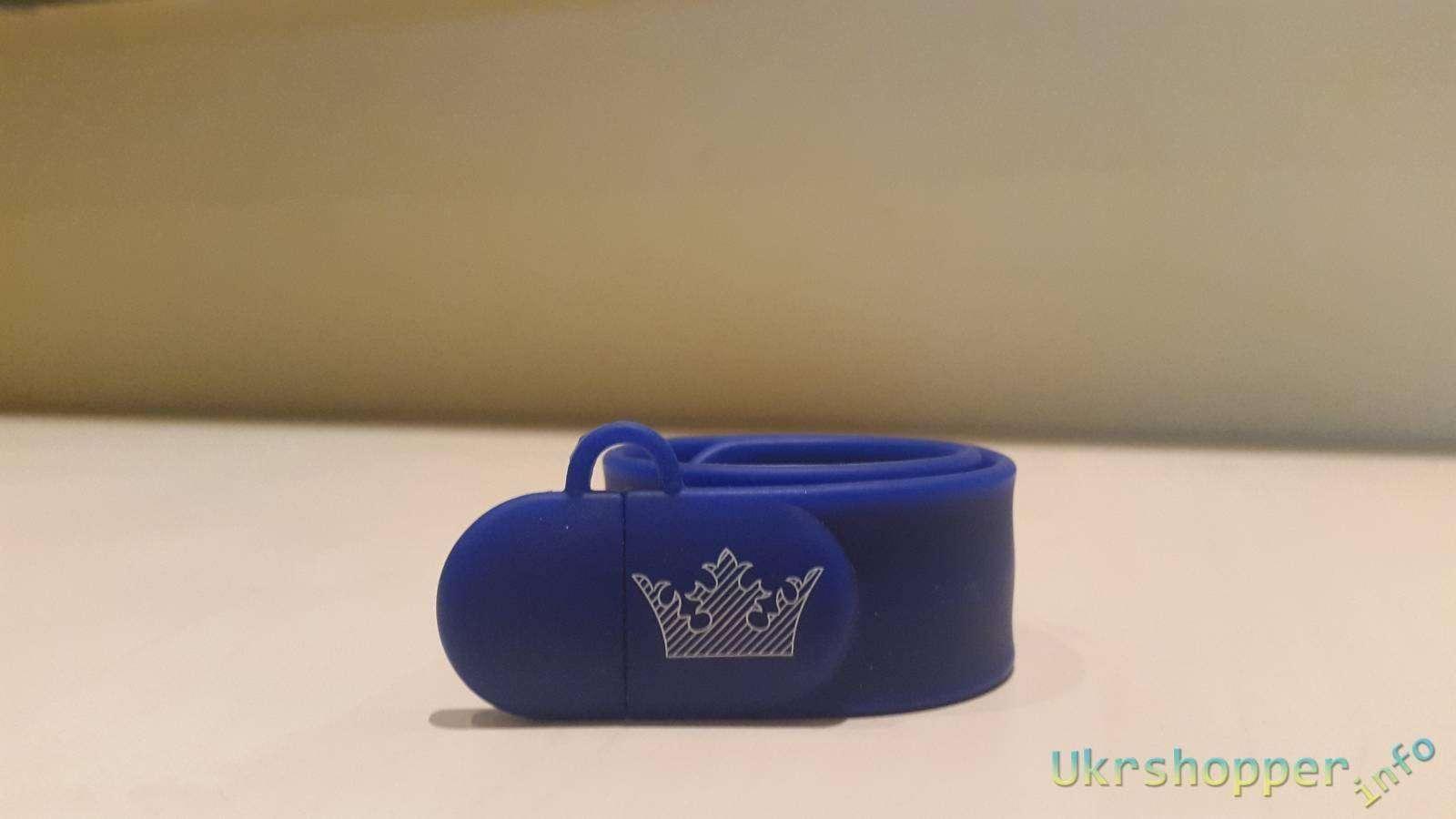 Другие - Украина: Флешка браслет