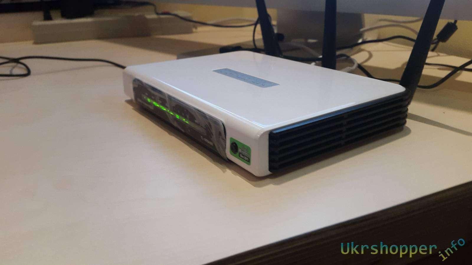 Другие - Украина: TP-Link TL-WR940N отличный маршрутизатор