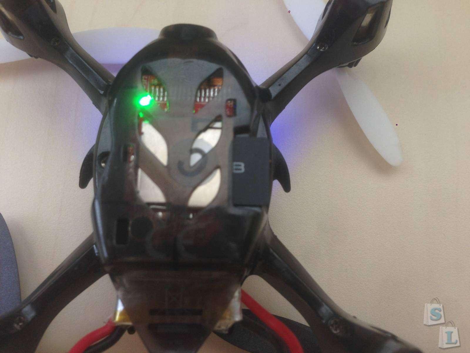 GearBest: Квадрокоптер JJRC H6C с камерой за небольшие деньги