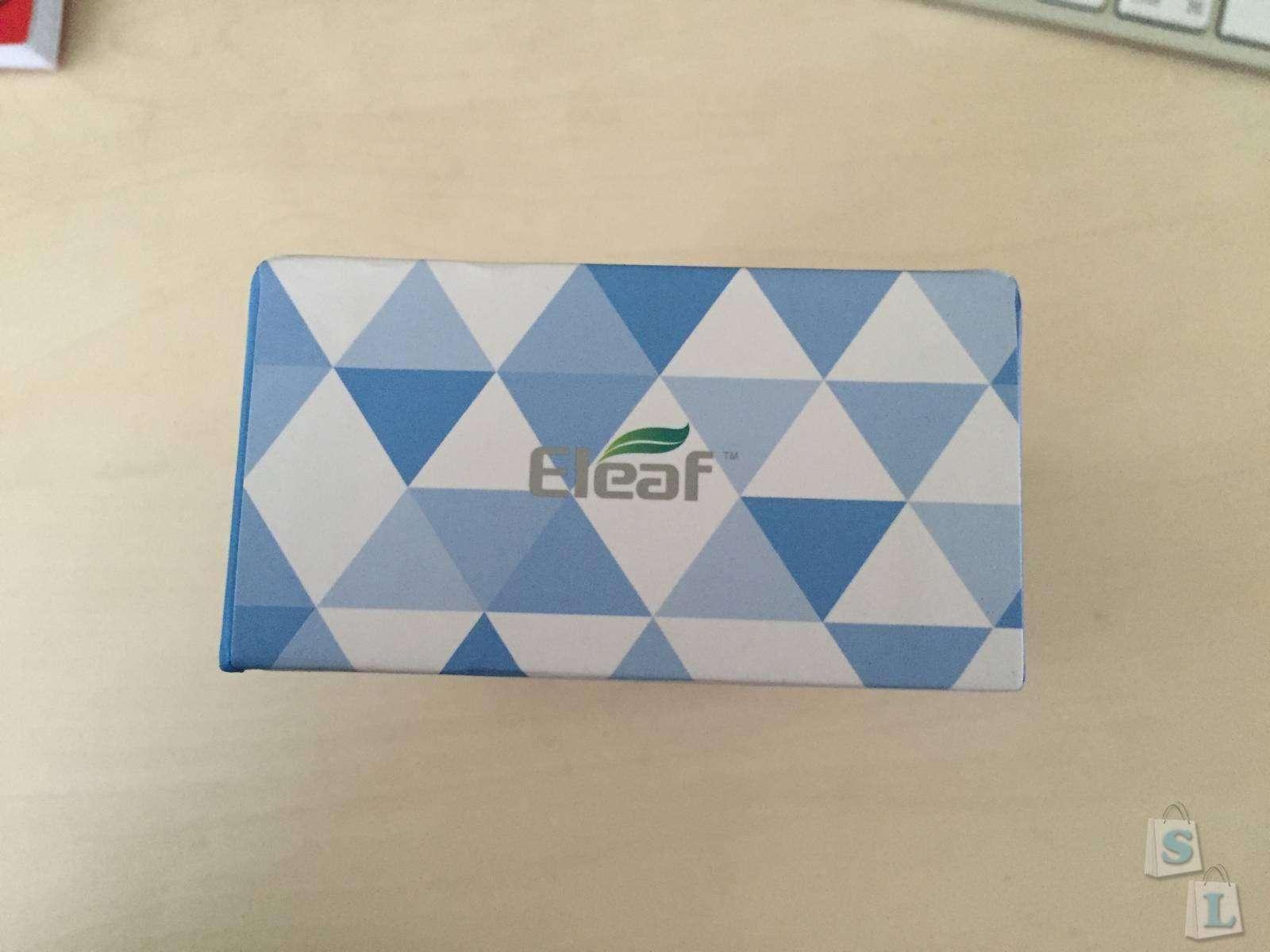 GearBest: Eleaf IJust 2 kit одна из лучших электронных сигарет