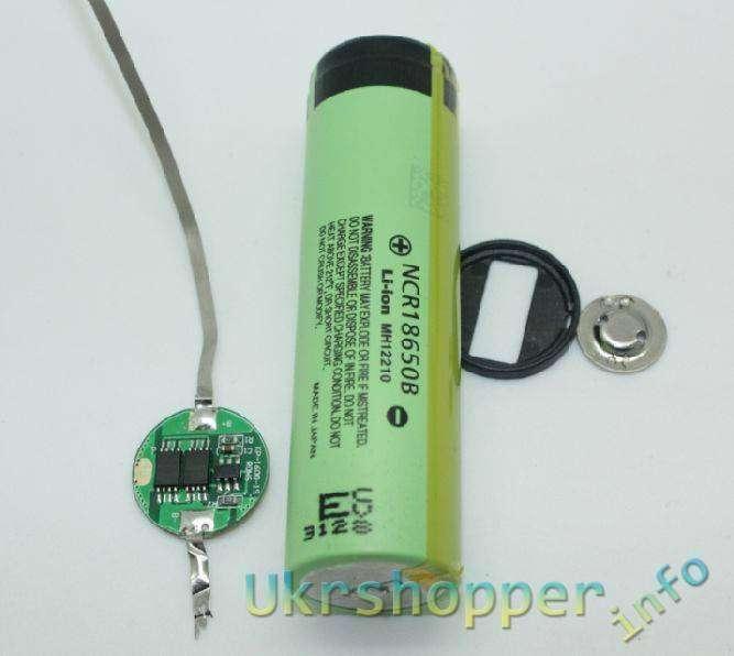 Другие - Украина: Li-ion аккумулятор 18650 Keeppower 3400 mAh