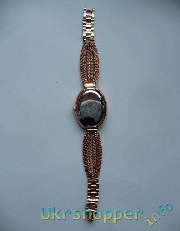 TinyDeal: Часы с интересным браслетом