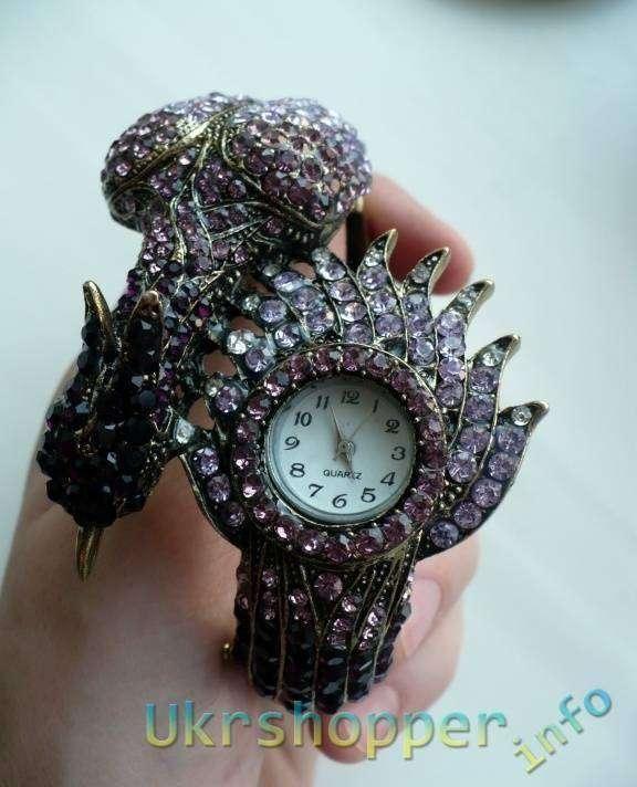TinyDeal: Часы феникс