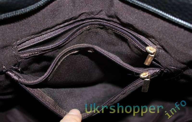 TinyDeal: Хорошая сумочка с невыносимым запахом