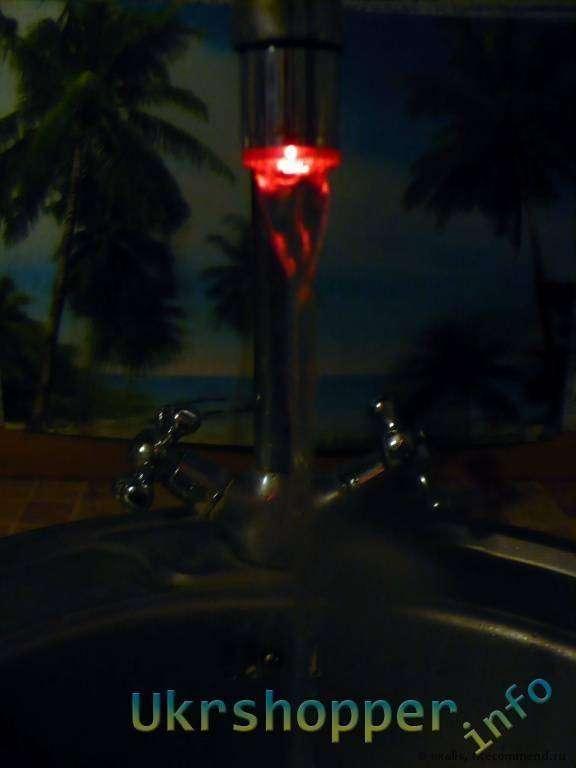 TinyDeal: Рассеиватель с подсветкой