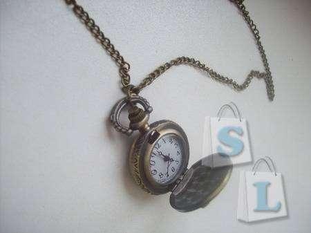 TinyDeal: Часы на цепочке