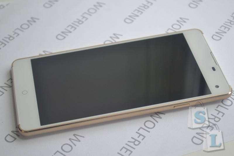 Aliexpress: Elephone Precious G7 - тонкий смартфон в металлическом обрамлении