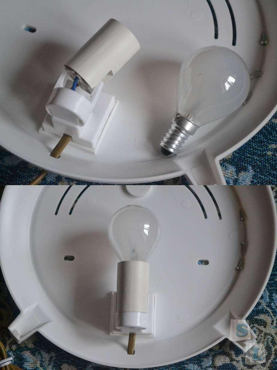 TVC-Mall: Светильник в виде подсолнечника, из категории 'наклей сам' (DIY), Sunflower DIY 3D Wall Sticker Lamp Line Switch Decoration Light