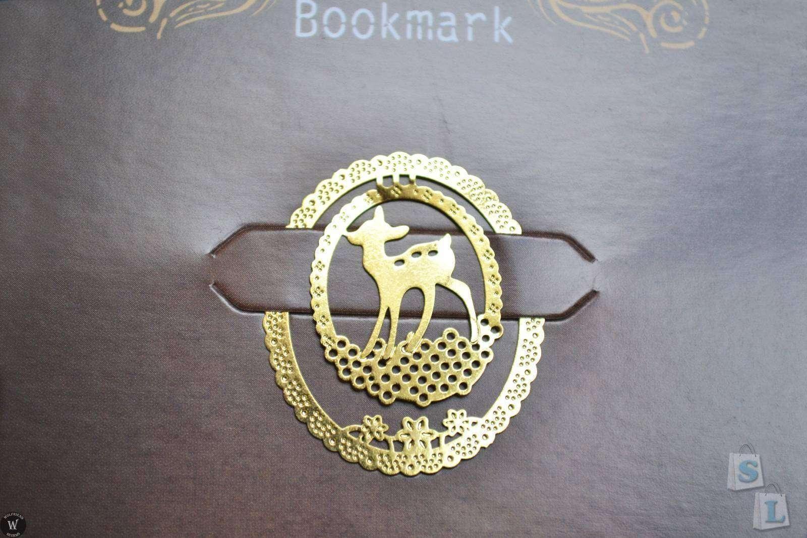 ChinaBuye: Сказочные маталлические закладки для книг...