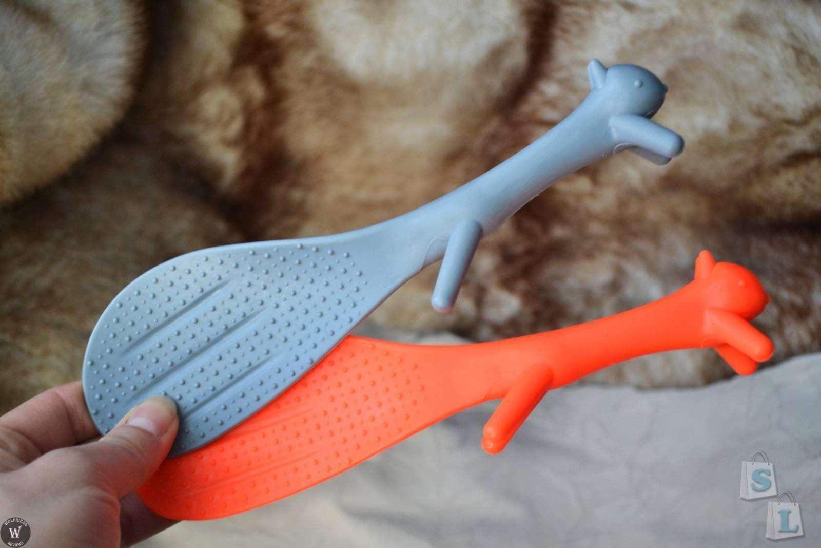 ChinaBuye: Белки с очень пушистыми хвостами, оригинальные пластиковые лопатки