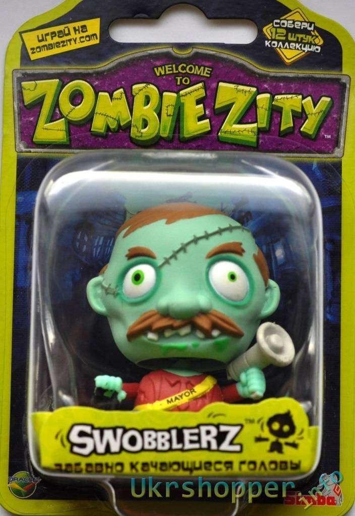 Другие - Украина: Обзор фигурок Zombie zity (Зомби зити)