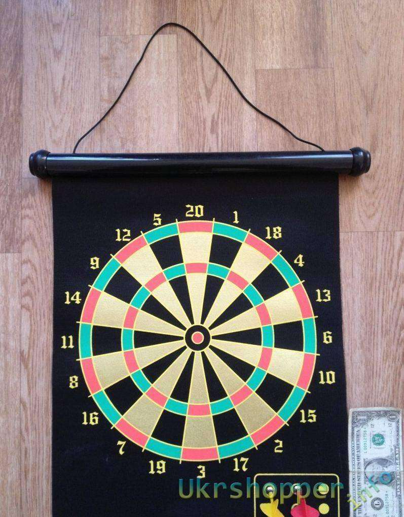 Aliexpress: Magnet dartboard или дартс на магнитах