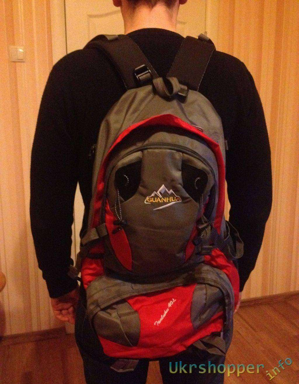Ebay: Рюкзак 36B Hiking Camping Travel outdoor Backpack