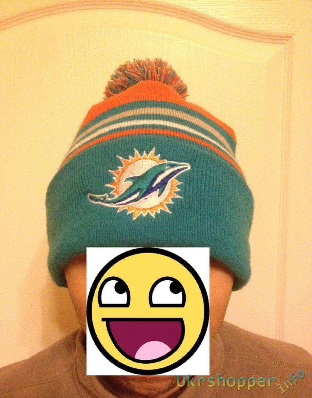 Aliexpress: Яркая шапка
