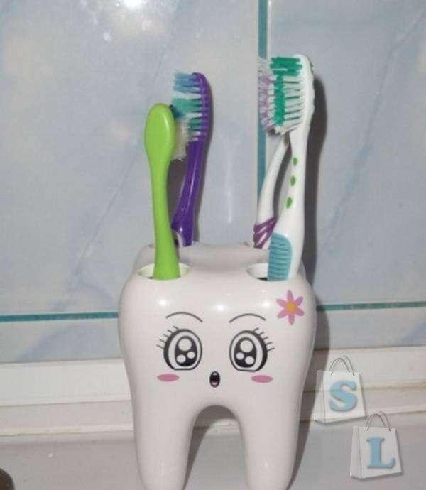 Aliexpress: Подставка для зубных щеток
